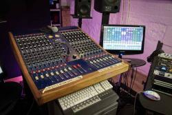 Mixage audio analogique numérique